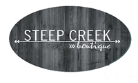 Steep creek boutique logo