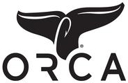 Orca logo white
