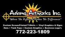 Adams logo