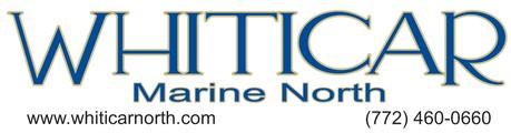 Whiticar marine north logo